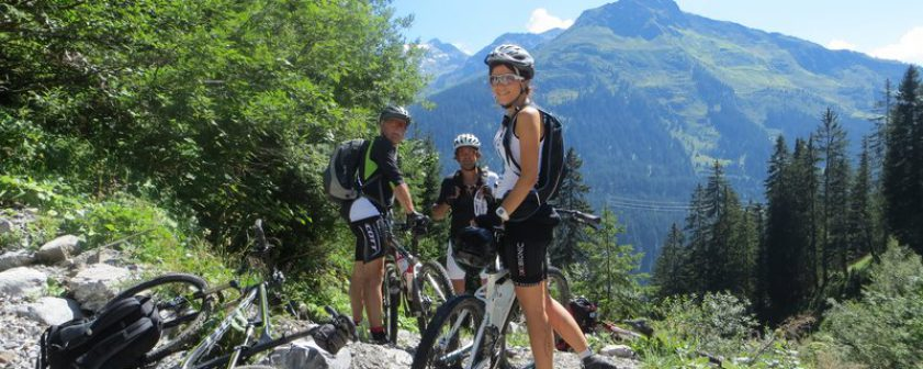 Mountainbike Ausflug
