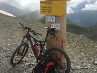 Transalp Mountainbike Tour