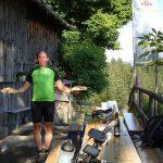 Mit dem E-Bike zur Krinnenalpe