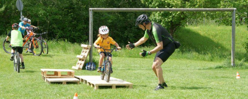 Fahrrad Technikkurs für Kinder