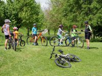 Mountainbike Kinderkurs